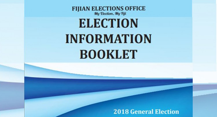 75,373 Voter Instruction Booklets Delivered