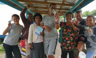 Polling Venue Too Quiet For 45-Year-Old Voter