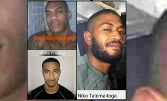 High Risk Prisoners Escape From Suva Courthouse Cell
