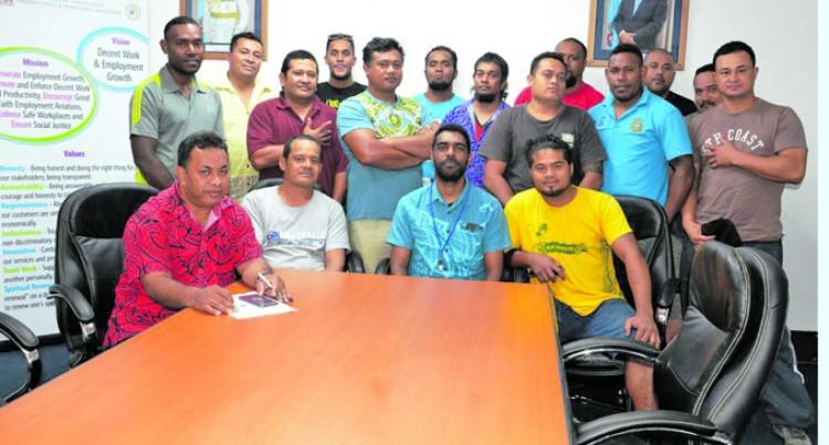 Remain Focused: Seasonal Workers Urged