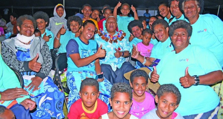 FijiFirst, The Party That Helps, Says Supporter
