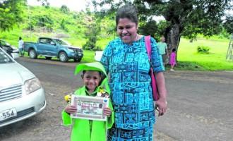 Parents Proud Of Childrens' Achievements