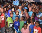 Tick for Stability, PM Tells Campaign Crowd