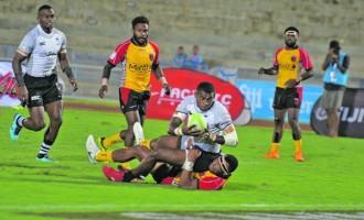 Fijiana, Aussies Clash