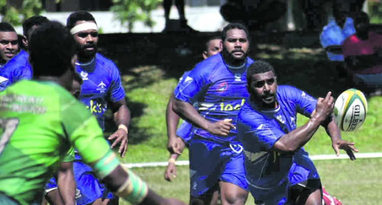 Chiefs, Jets In Nadi Final