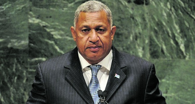 2018 Person of the Year: Prime Minister Voreqe Bainimarama