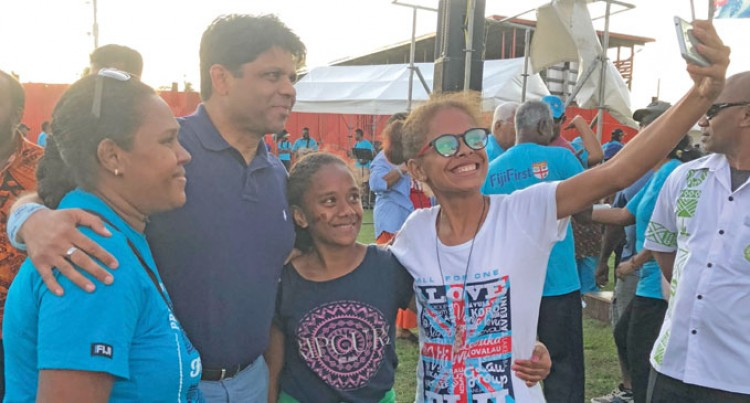 Community Tells Why It Supports FijiFirst Party
