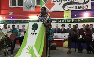 ANALYSIS: NFP Pulling Away From FLP In Election Race