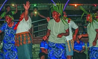 'Bula Night' For Women Ruggers