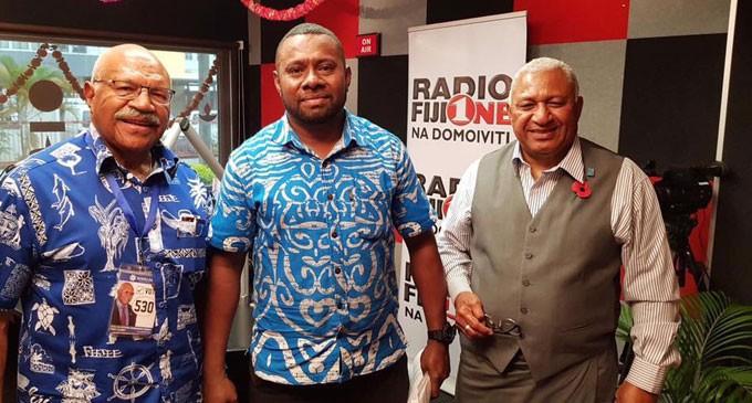 Fiji Votes: PM Wins Leaders' Debate Hands Down