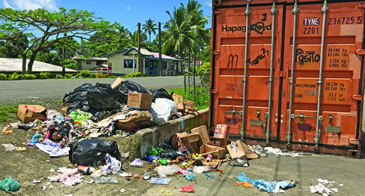Use Skip Bins, Public Urged