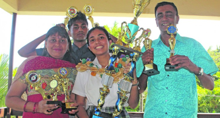 Dux Award A Welcome Surprise For Raksha