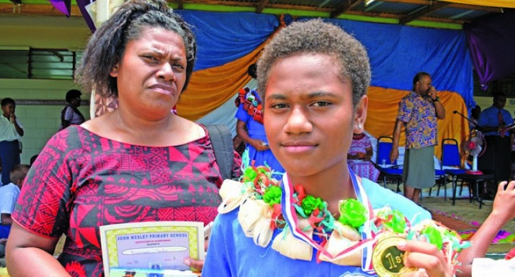Kinisimere Eyes Dux  Prize For 2019