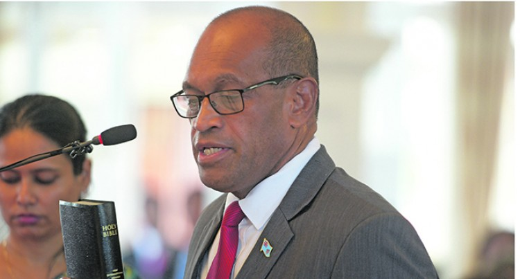 Jone Usamate Moves To Infrastructure, Transport