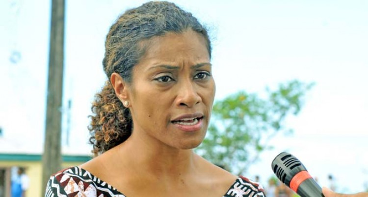 EDITORIAL: Lynda Tabuya Strengthens Her Position To Become A Future SODELPA leader