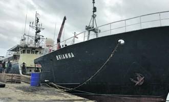 MV Cagivou Replaces Brianna for Rotuma Trip