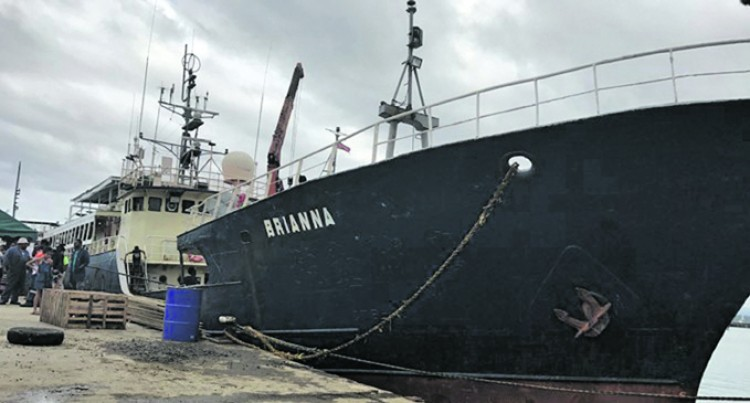 MV Cagivou Replaces Brianna for Rotuma Trip