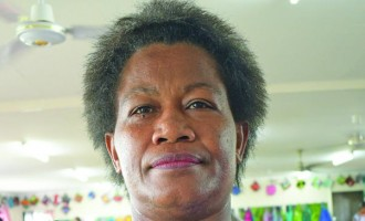 Lavenia Strives To Do Well For Son