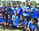 Blues FC On Track