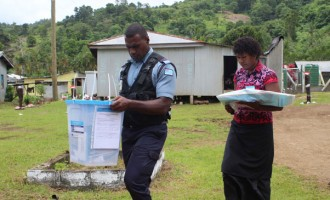 FEO Announces Drop-off Points For Postal Ballots