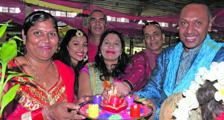 Family Symbolises Diwali Unity, Diversity