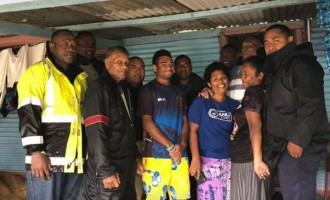 Seven Rescued From Sea While On Way To Vote