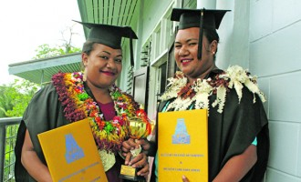Sisters Graduate And Continue Nursing Legacy