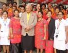 New Nakasi Health Centre Wows Long Timer