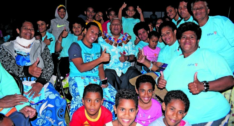 Editorial: Let's Now Work With The PM And Move Fiji Forward