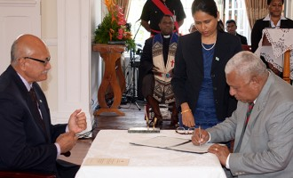 Thank you, PM tells family, supporters
