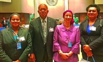 Fiji Doing Well In Population Development: Koroivueta
