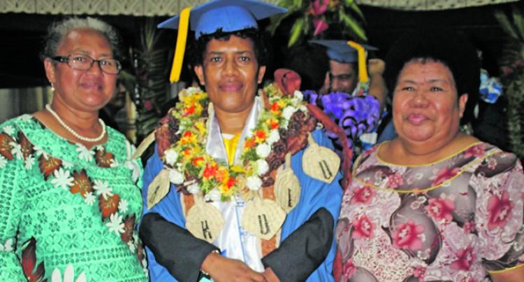 God, Family Pillars of Support and Success For Tuidrakula