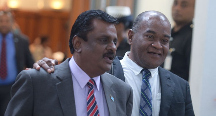 Sports Minister Awaits 'Drug Report' From Fiji Football Association
