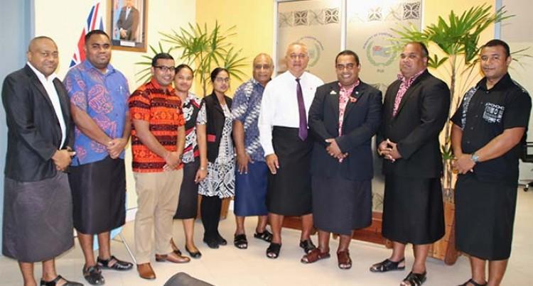 Naivalurua to New Diplomats: Good Diplomacy for Stronger Ties