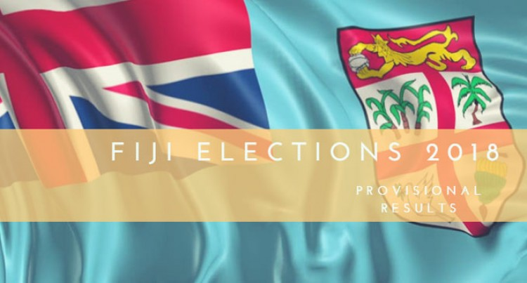 Who Is Alipate Nagata? And More Fiji Election Provisional Results After 1501 Stations Counted