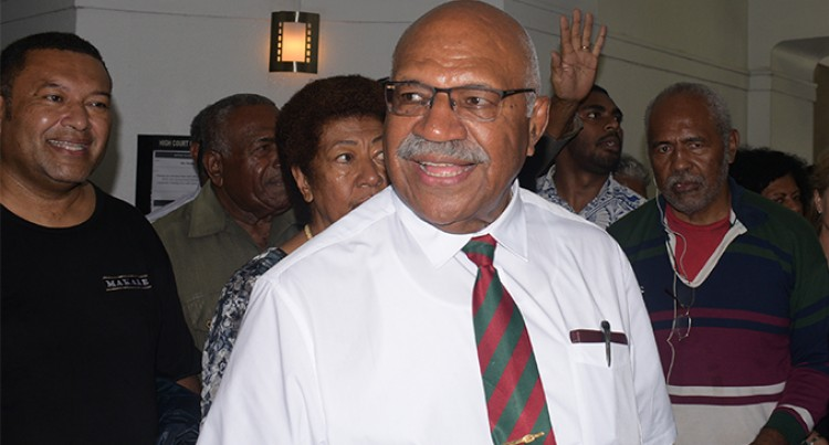 Chief Justice Anthony Gates: FICAC appeal dogged by duplicity of charges