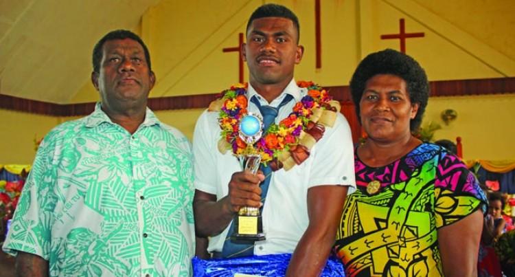 Volavola Wins Award, Ma'afu Dominates