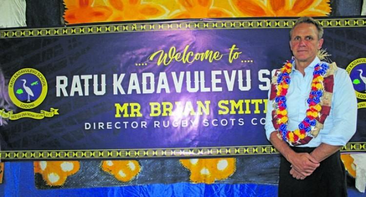 Scots Sevens Invite For RKS