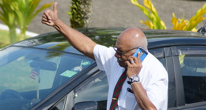 FICAC: We've Evidence to Find Rabuka Guilty