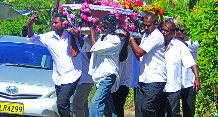 Emotional Farewell For Crash Victim