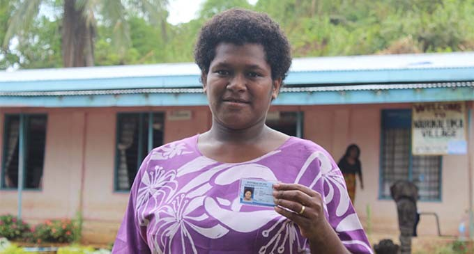 Fiji Votes: Excited first-time voter says it was  an eye-opener