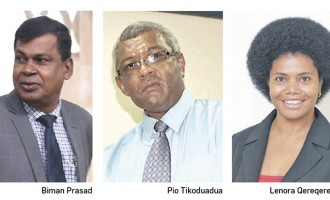 Analysis: National Federation Party MPs likely to be relegated to backbench