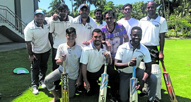 Suva Cricket Battle