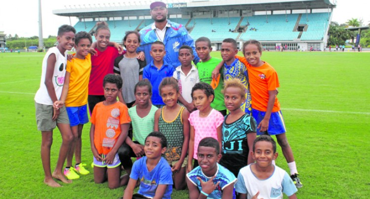 Suva set for Chow Games