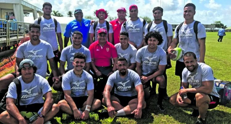 Tongans Keen To Play
