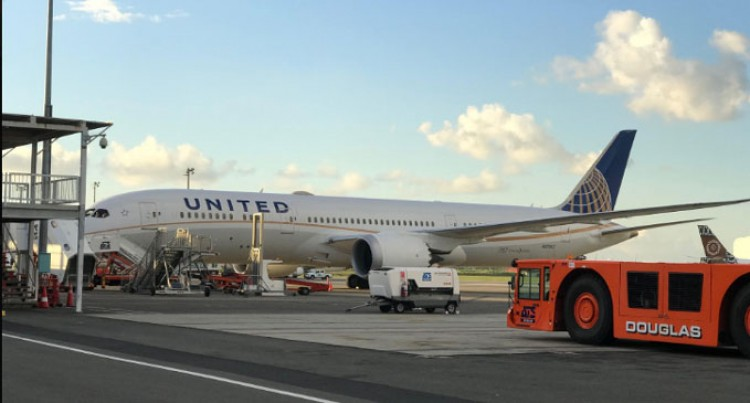 Technical Problem Diverts United Airline To Nadi