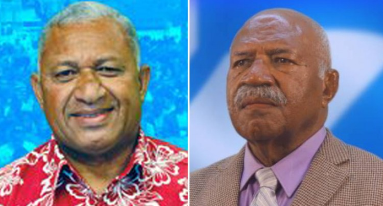 Fiji Votes: Bainimarama to Rabuka: Cut Out Lies