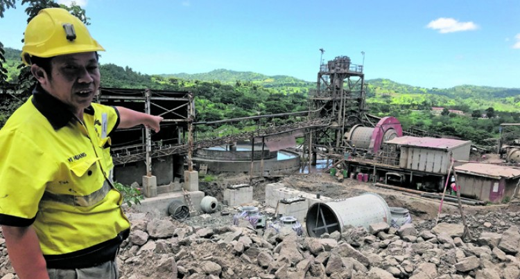 Vatukoula Gold Mines Owners Invest to Keep Mine Sustainable