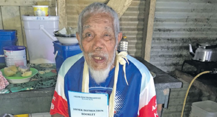 Fiji Votes: Villagers Happy To Choose Government