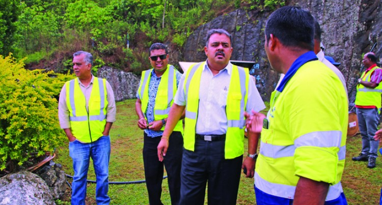 WAF Improveswater Quality Innadi And Lautoka